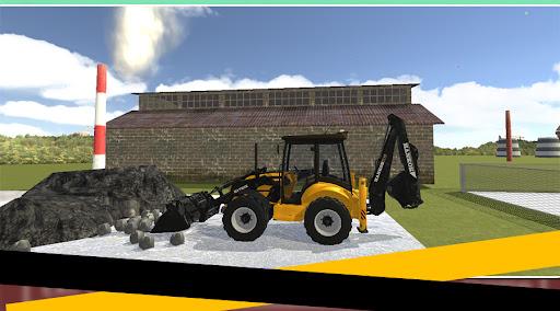 Dozer Crane Simulation Game 2 screenshots 10