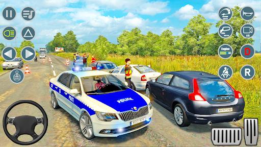 Spooky Stunt Crazy Police Parking 2020 0.1 screenshots 3