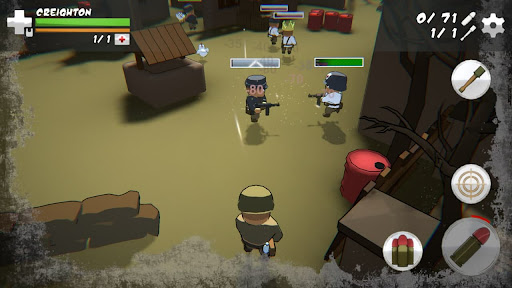 Mini Soldiers: Battle royale 3D 1.2.123 screenshots 14