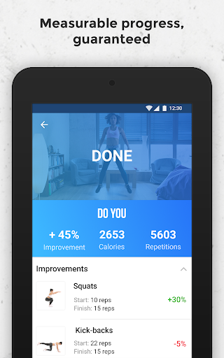 FizzUp - Online Fitness & Nutrition Coaching modavailable screenshots 12
