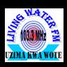 Living Water Fm 103.3 MHz app apk icon