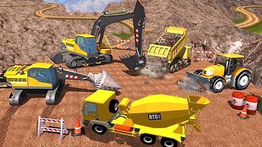 Construction Simulator Heavy Truck Driver Apkfinish screenshots 13