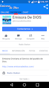 Emisora de Dios For Pc | How To Download  (Windows/mac) 2