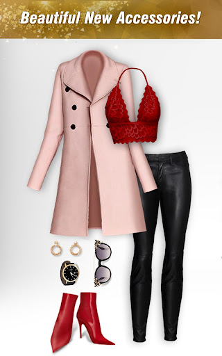 International Fashion Stylist - Dress Up Studio 4.6 screenshots 19