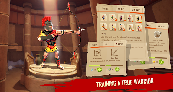 Trojan War Premium: Legend of Sparta For Android 2
