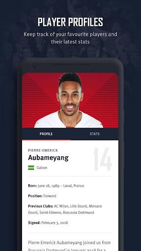 Arsenal Official App 6.0.3 Screenshots 6