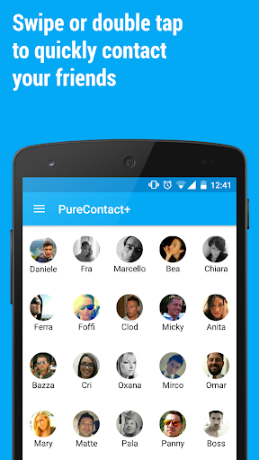 purecontact screenshot 1
