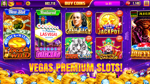 Real Casino - Free Vegas Casino Slot Machines modavailable screenshots 5