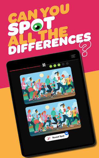 Infinite Differences - Find the Difference Game! screenshots 6