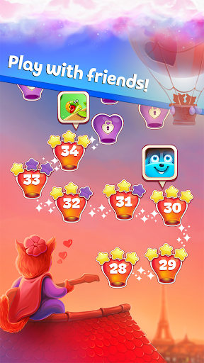 Sweet Hearts - Cute Candy Match 3 Puzzle  screenshots 6