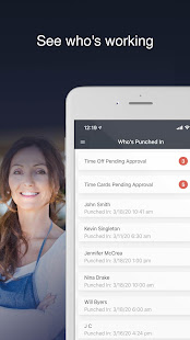 Buddy Punch Employee Time Tracking & Scheduling