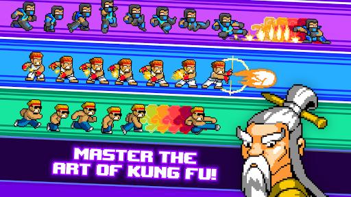 Kung Fu Z screen 1