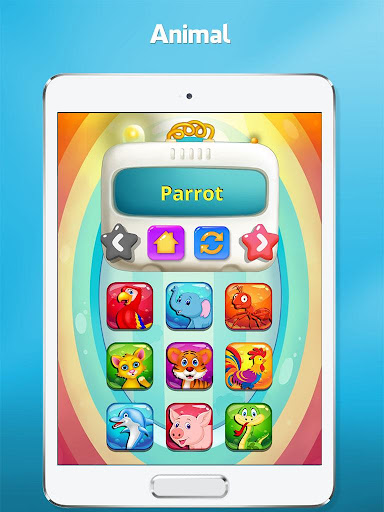 Phone for kids baby toddler - Baby phone apkpoly screenshots 12