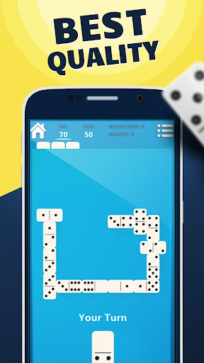 Dominos Game - Best Dominoes android2mod screenshots 1