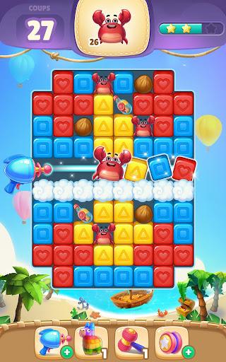 Télécharger Cube Rush Adventure apk mod screenshots 3
