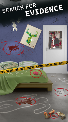 Criminal Stories: Detective games with choices screenshots 1