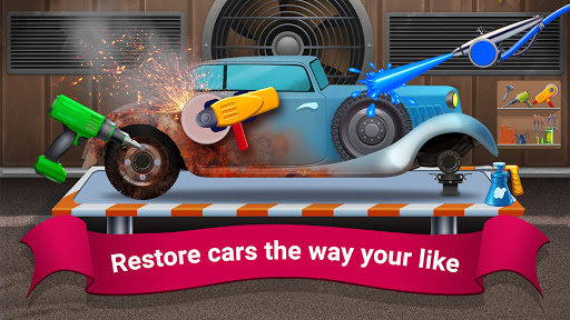 Kids Garage: Car Repair Games for Children 1.14 screenshots 13