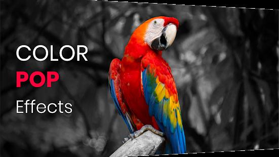 Color Pop Effects: фоторедактор бесплатно Screenshot