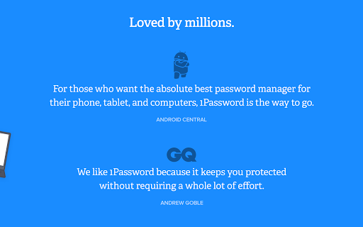 1Password - Password Manager and Secure Wallet 7.7.3 Screenshots 15