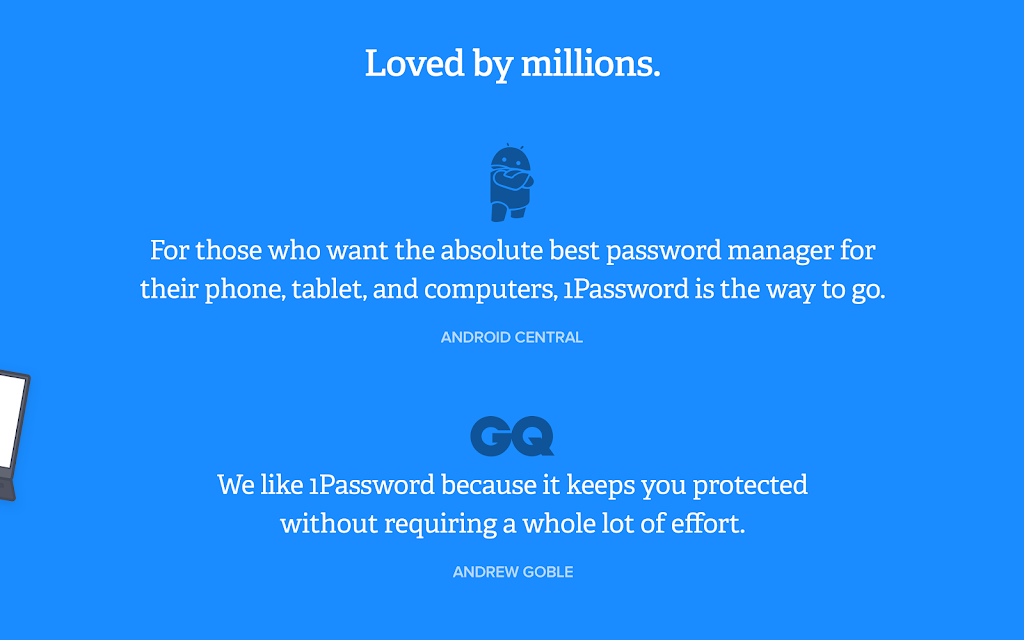 1Password - Password Manager and Secure Wallet  poster 14