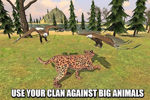 Furious Eagle Family Simulator apkpoly screenshots 14