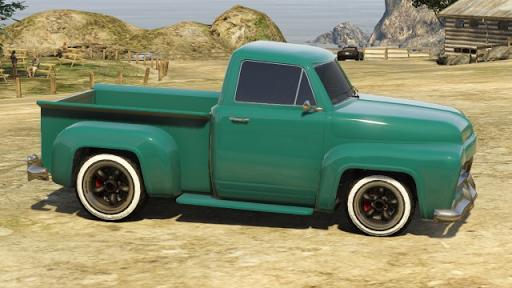 pickup car parking - real car park simulator game screenshot 2