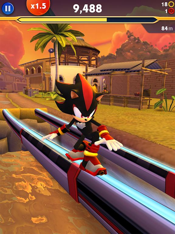 Sonic Dash 2: Sonic Boom poster 13
