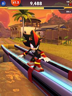 Sonic Dash 2: Sonic Boom screenshots 8