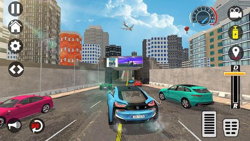 i8 Super Car: Speed Drifter 1.0 Screenshots 18