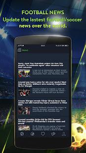 365 Football Soccer live scores  Screenshots 11