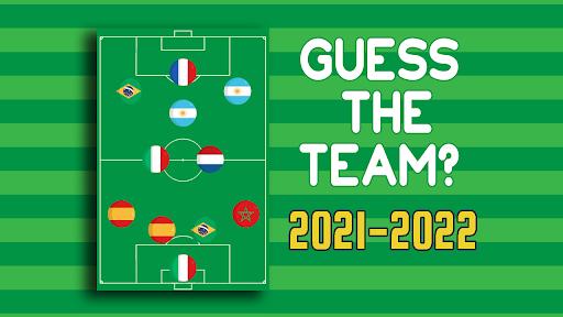 Guess The Football Team - Football Quiz 2022 1.22 screenshots 5