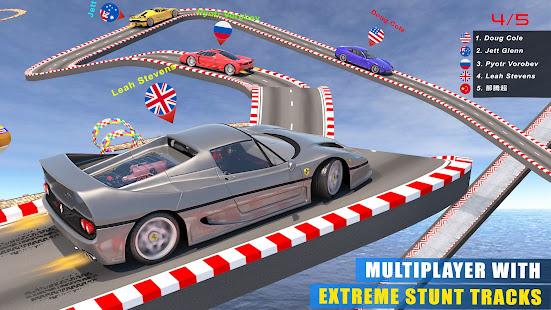 Nitro Cars gt Racing Airborne Apkfinish screenshots 8