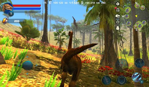 Gallimimus Simulator  screenshots 11