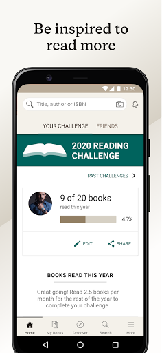 Goodreads 2.24.1 Build 2 screenshots 7