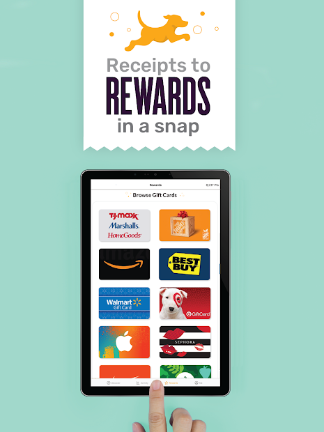 Captura 8 de Fetch Rewards: Grocery Savings & Gift Cards para android