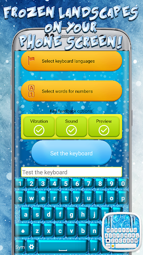 Frozen Keyboard 2.3 Screenshots 1