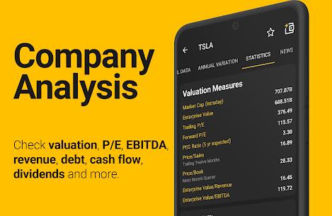 InvestApp Pro MOD APK – Stocks, Markets & Financial News 5