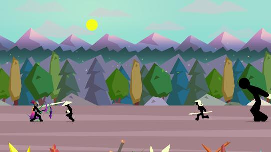 Stick Fight – Shadow Archer Battle Arena Mod Apk (Unlimited Items) 6