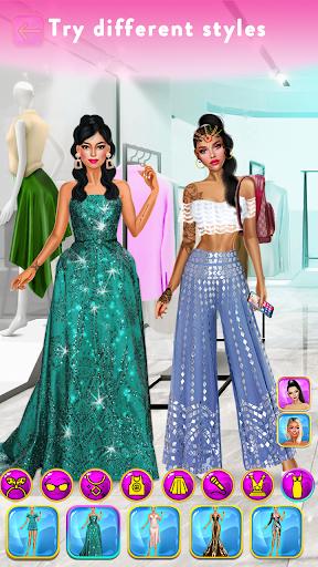 Superstar Stylist Dress Up apktram screenshots 7
