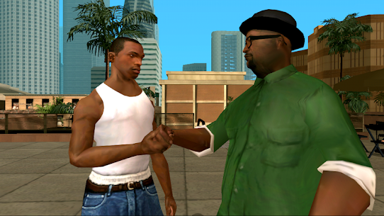 GTA San Andreas LITE For Android Device 1
