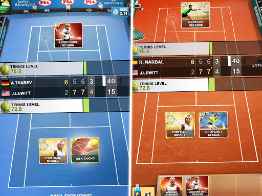 TOP SEED Tennis: Sports Management Simulation Game 2.47.1 screenshots 10