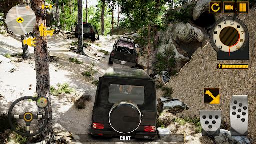 Offroad Car Simulator 2021 Multiplayer  screenshots 4