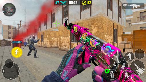Modern Gun Strike OPS 2021 - FPS Shooting Games 1.0.15 screenshots 4