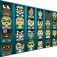 Guess Who 8-bit