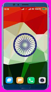 Indian Flag Wallpaper Best 4K
