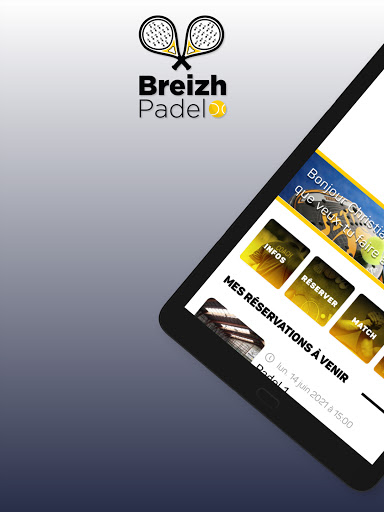 Breizh Padel screenshot 11