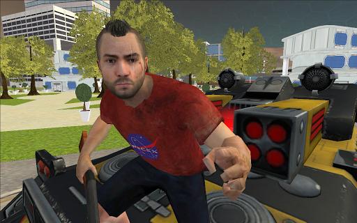 Car Theft of the Future screenshots 1