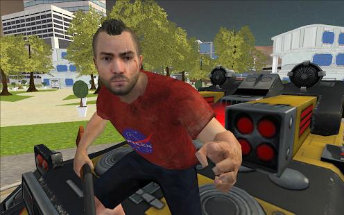 Car Theft of the Future 1.6 screenshots 1