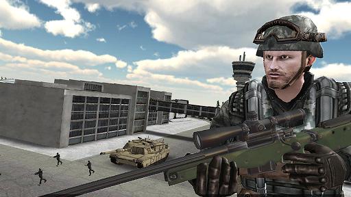 sniper city assassin soldier screenshot 1