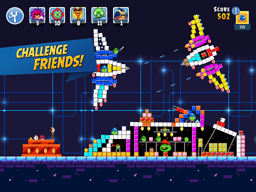 Angry Birds Friends 9.8.0 screenshots 9
